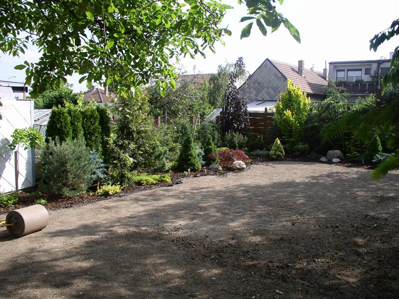 Postup pri realizácia záhrady 02